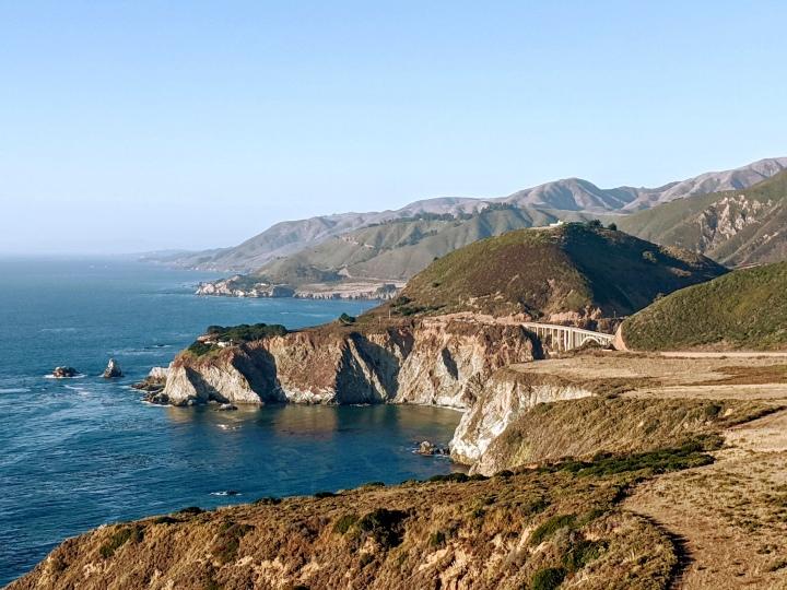 Tra San Francisco e Los Angeles: cosa fare a Big Sur con ibambini